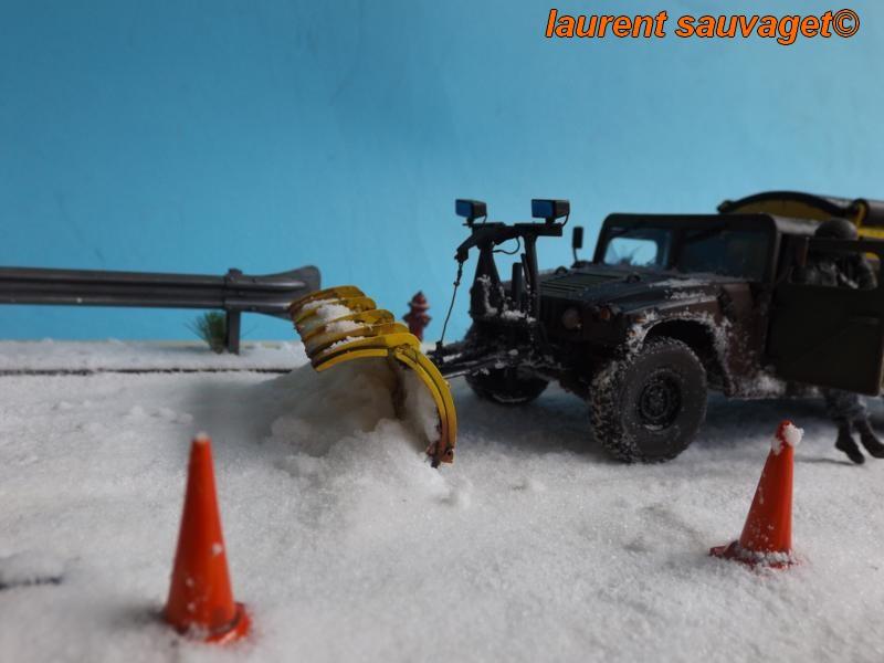 Humvee snow truck Snow_t12