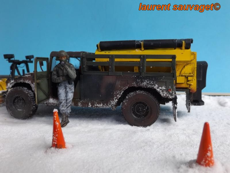 Humvee snow truck Snow_t13