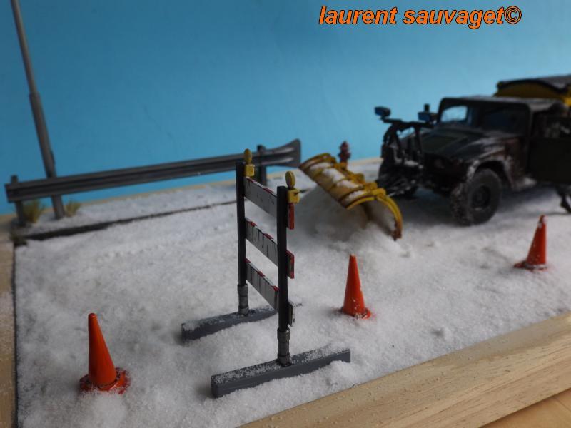 Humvee snow truck Snow_t15