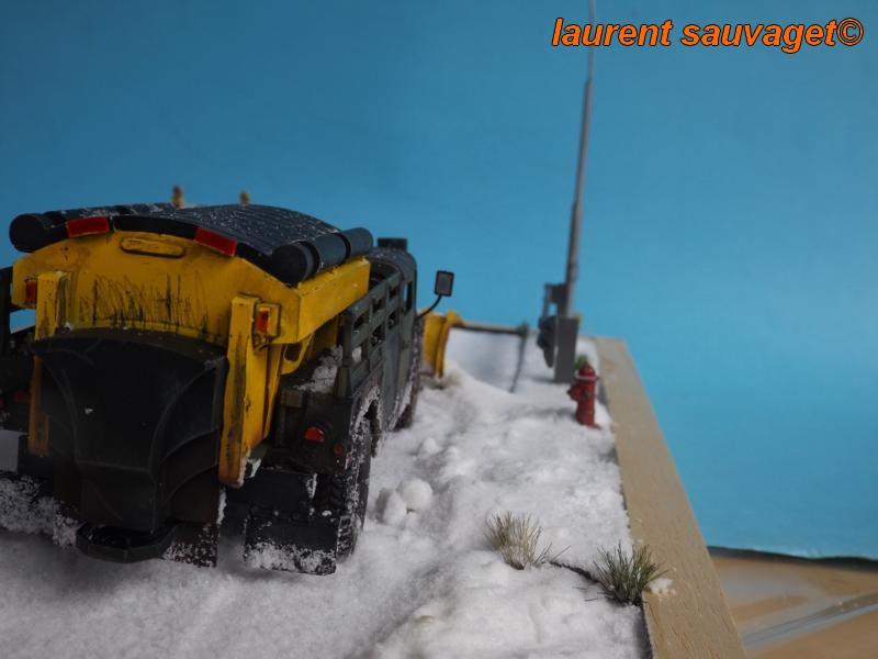 Humvee snow truck Snow_t16