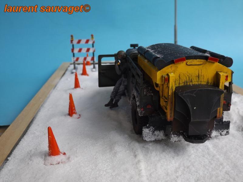 Humvee snow truck Snow_t17