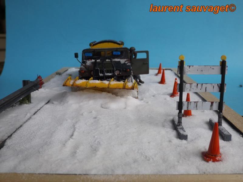 Humvee snow truck Snow_t18