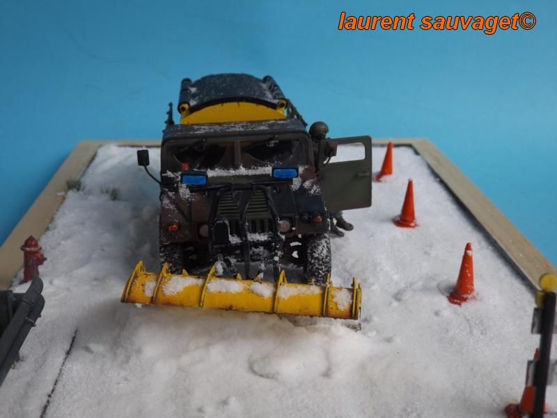 Humvee snow truck Snow_t19