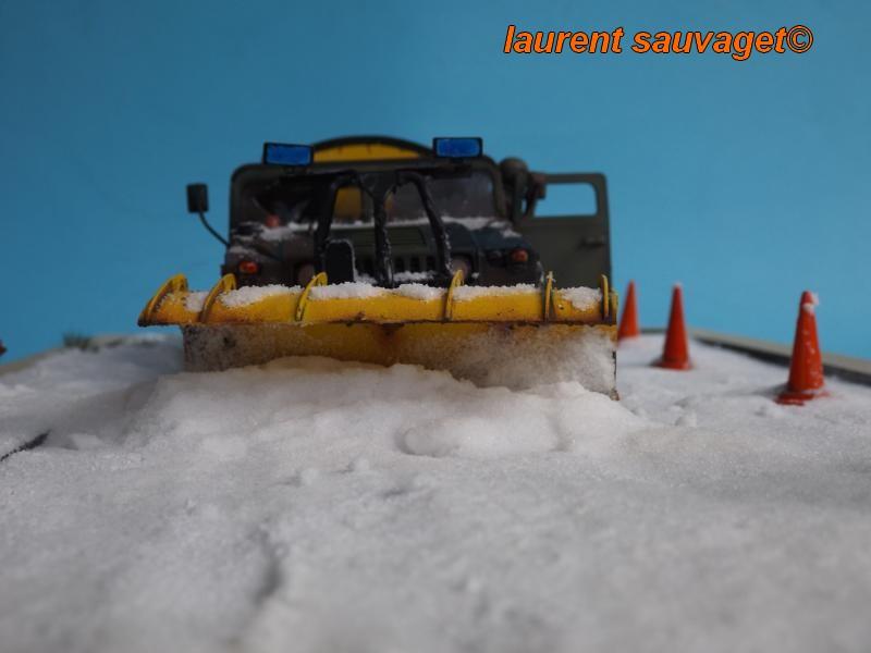 Humvee snow truck Snow_t20