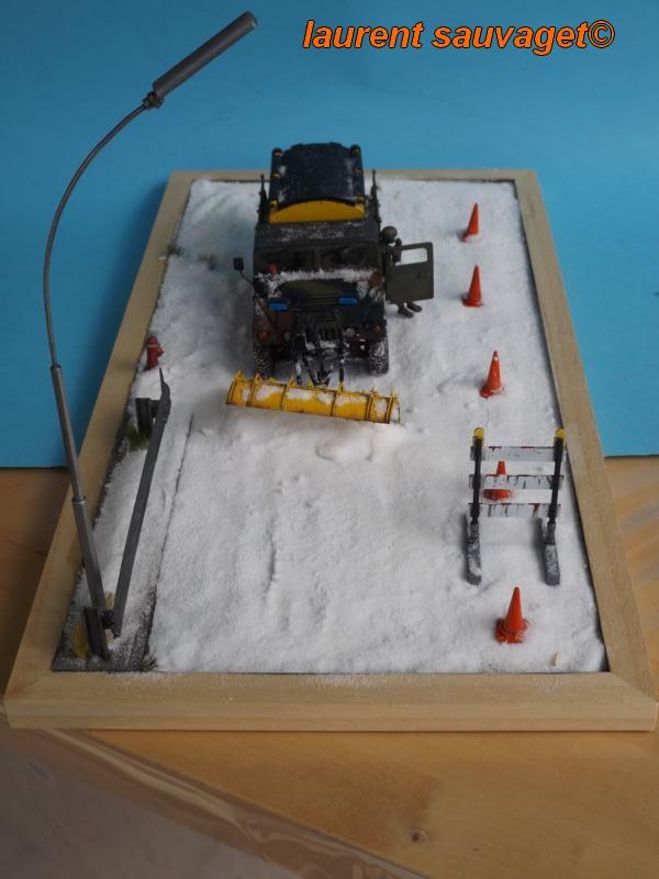 Humvee snow truck Snow_t21