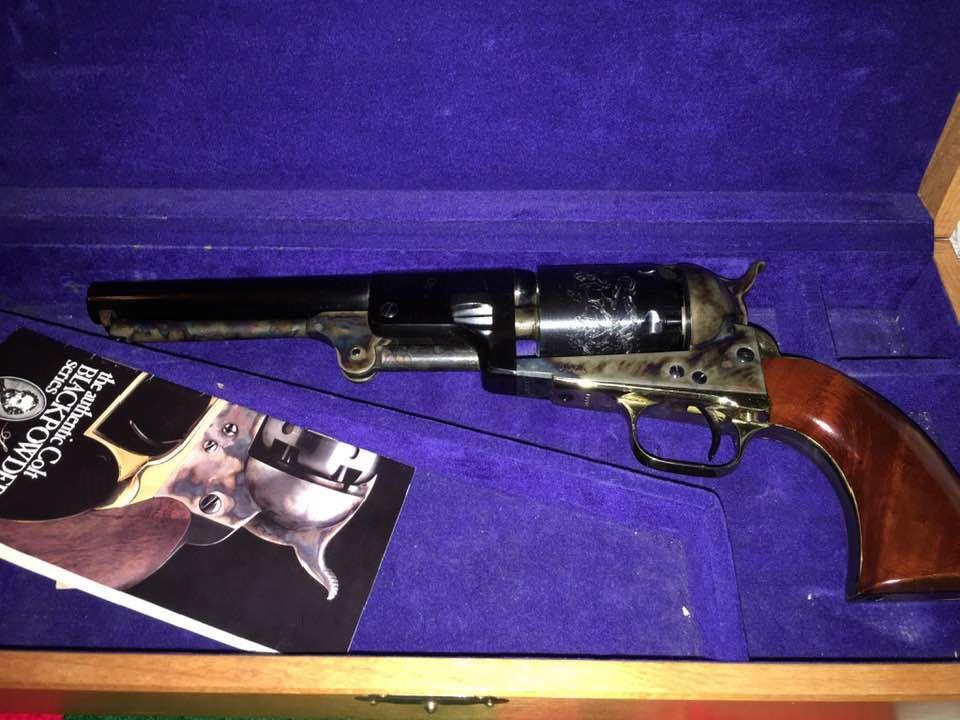 Colt 3rd Dragoon Reproduction ID Colt_310