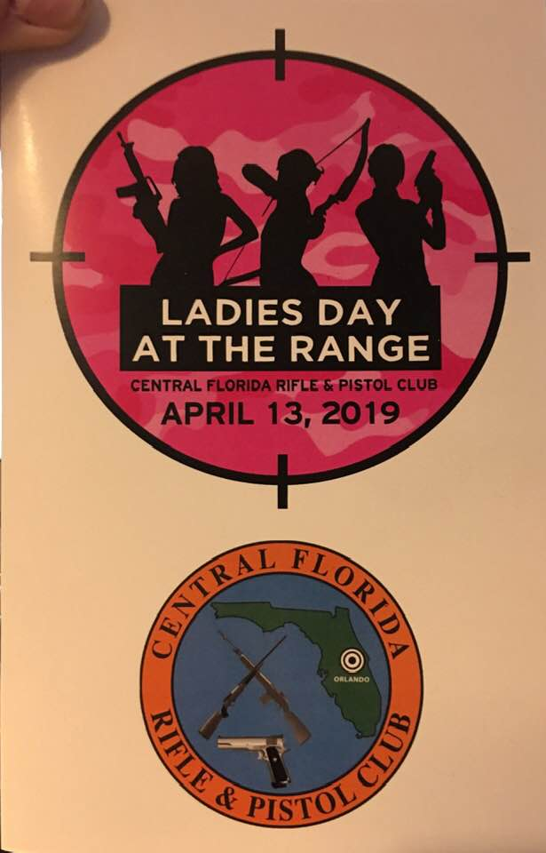 Ladies Day at Central Florida Pistol & Rifle Club Progra10