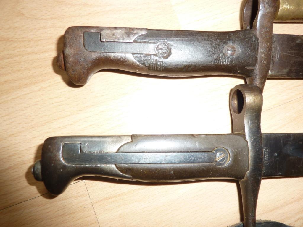 Baionnettes Italiennes Vetterli 1870 /16 1870_115