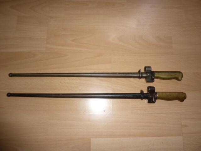 Baionnette Lebel 1886/15 R35 R35_0013