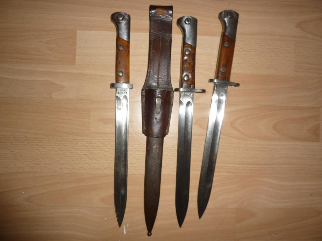 Baionnettes Mauser Polonaises Wz22_211