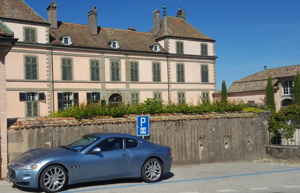 Vends Maserati Gtanturismo 4.2 de 2008 blu azzuro [en vente] 20180111