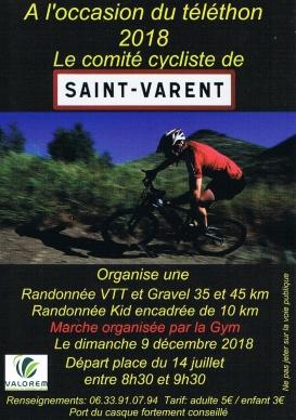 Saint Varent (79) 9 décembre 218 Screen26