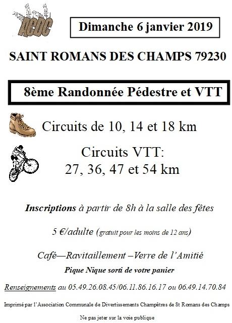 Saint Romans des Champs (79) 6 janvier 2019 Screen28
