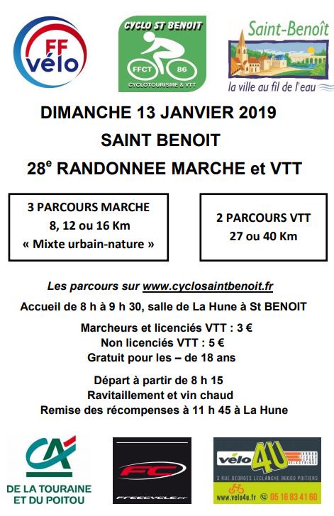 Saint Benoit (86) 13 janvier 2019 Screen30