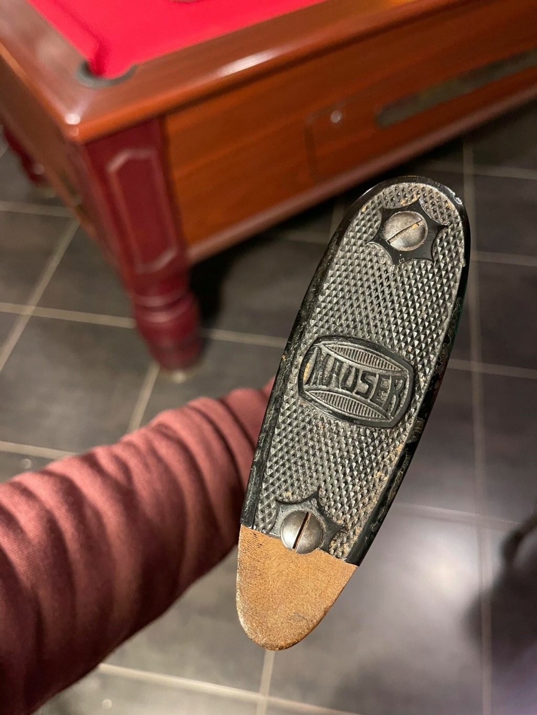 Probablement une Mauser MM 410 B 17590610