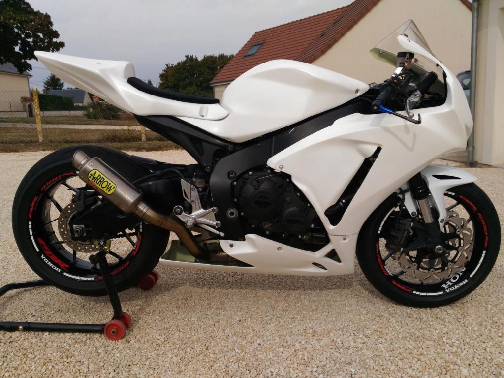 Honda 1000 CBR RR 2012 piste CG 5500 euros P_201811