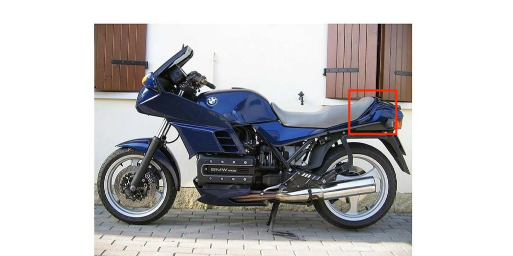 New seat needed for 83 K100 Bmw-k-10