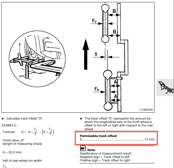 Rear wheel modification -  K1200 or K1100 on the K100? K1100_11
