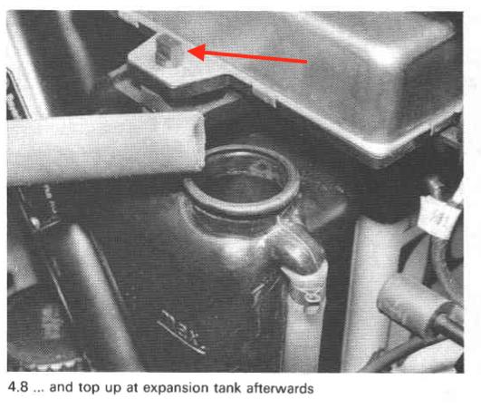 Mystery missing fastener Scree149
