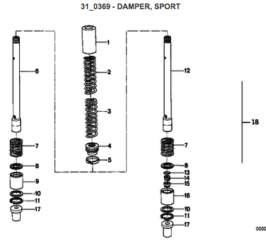 Two piece fork springs Screen33