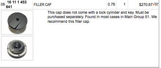 WTB Gas Filler Cap Screen57