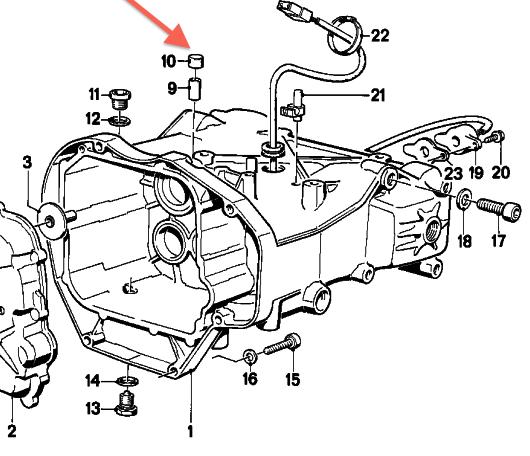 Emulsified oil (WATER) in gearbox Screen86