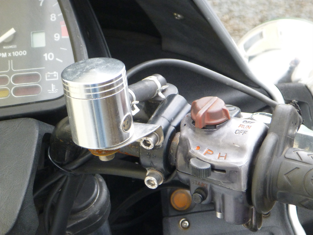 Wiring aftermarket handlebar switches Sw412