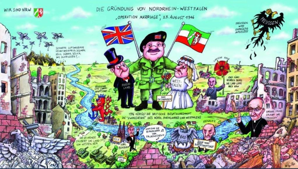 Happy 75th Birthday Nordrhein-Westfalen Nrw_2310