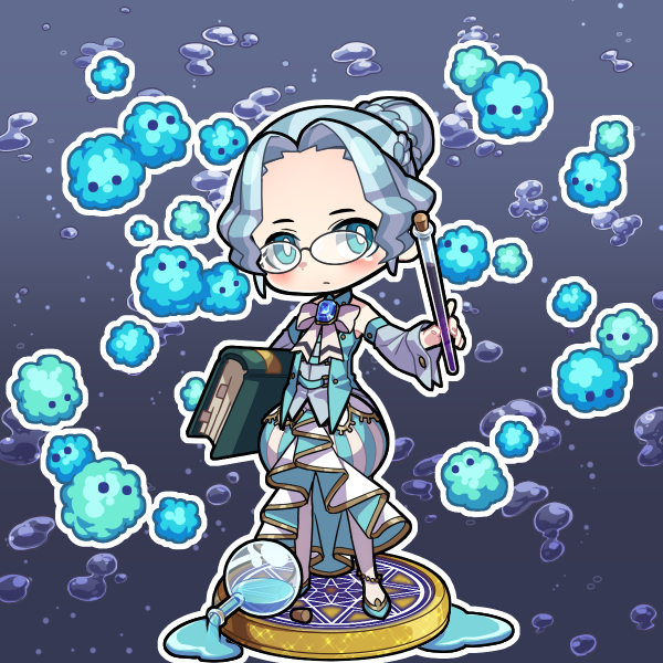 Weekly Dress Up Games: Magical Student Maker Blue10
