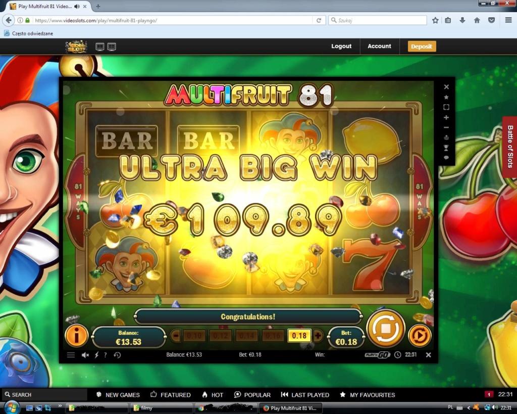 Screenshoty naszych wygranych (minimum 200zł - 50 euro) - kasyno - Page 22 Bezety12