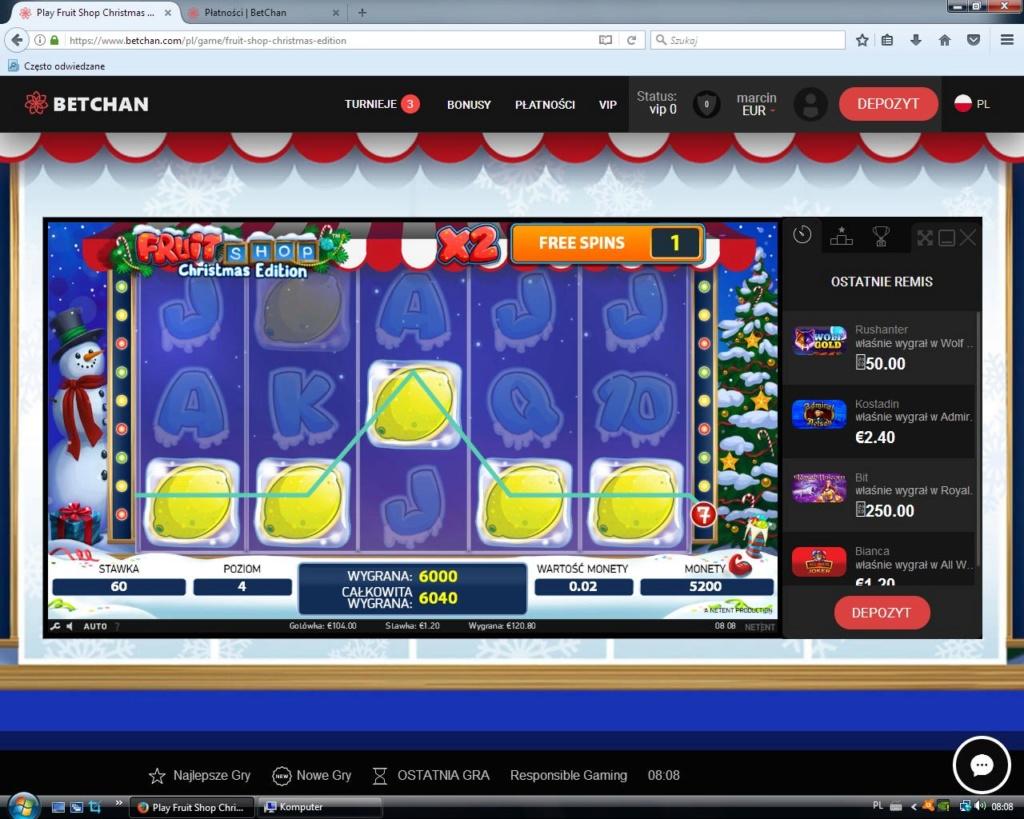 Screenshoty naszych wygranych (minimum 200zł - 50 euro) - kasyno - Page 34 Bezety20