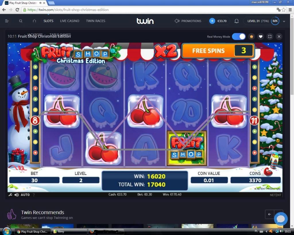 Screenshoty naszych wygranych (minimum 200zł - 50 euro) - kasyno - Page 40 Bezety25