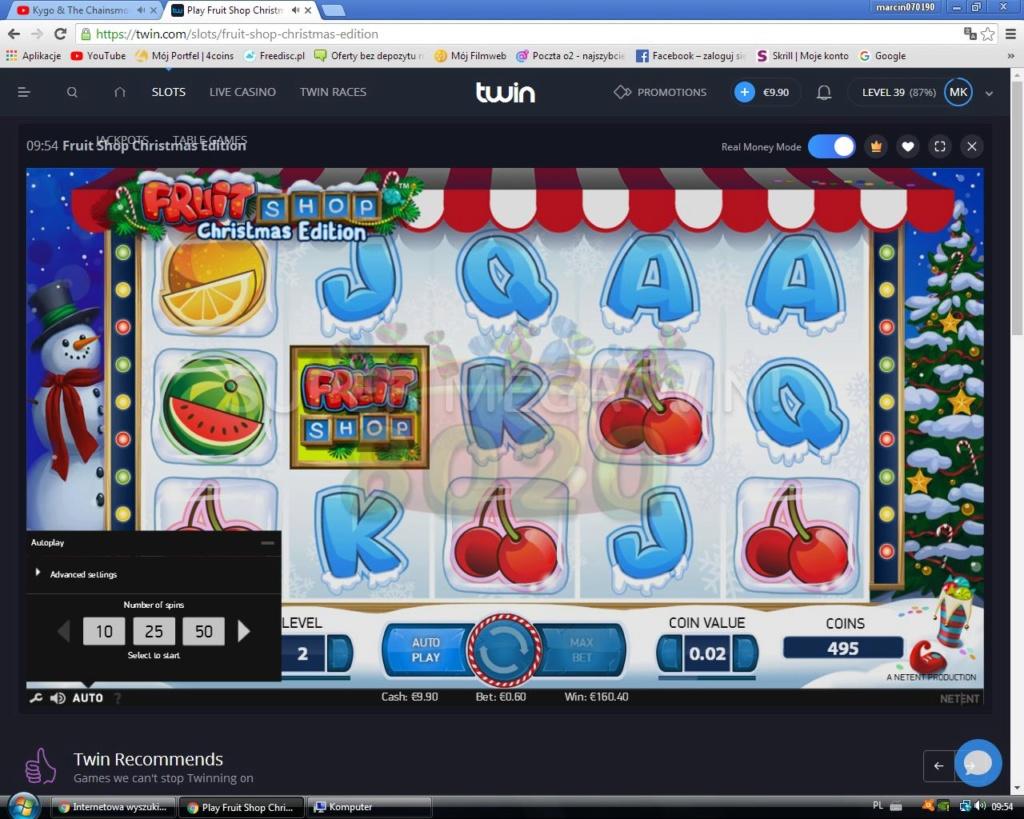 Screenshoty naszych wygranych (minimum 200zł - 50 euro) - kasyno - Page 43 Bezety29