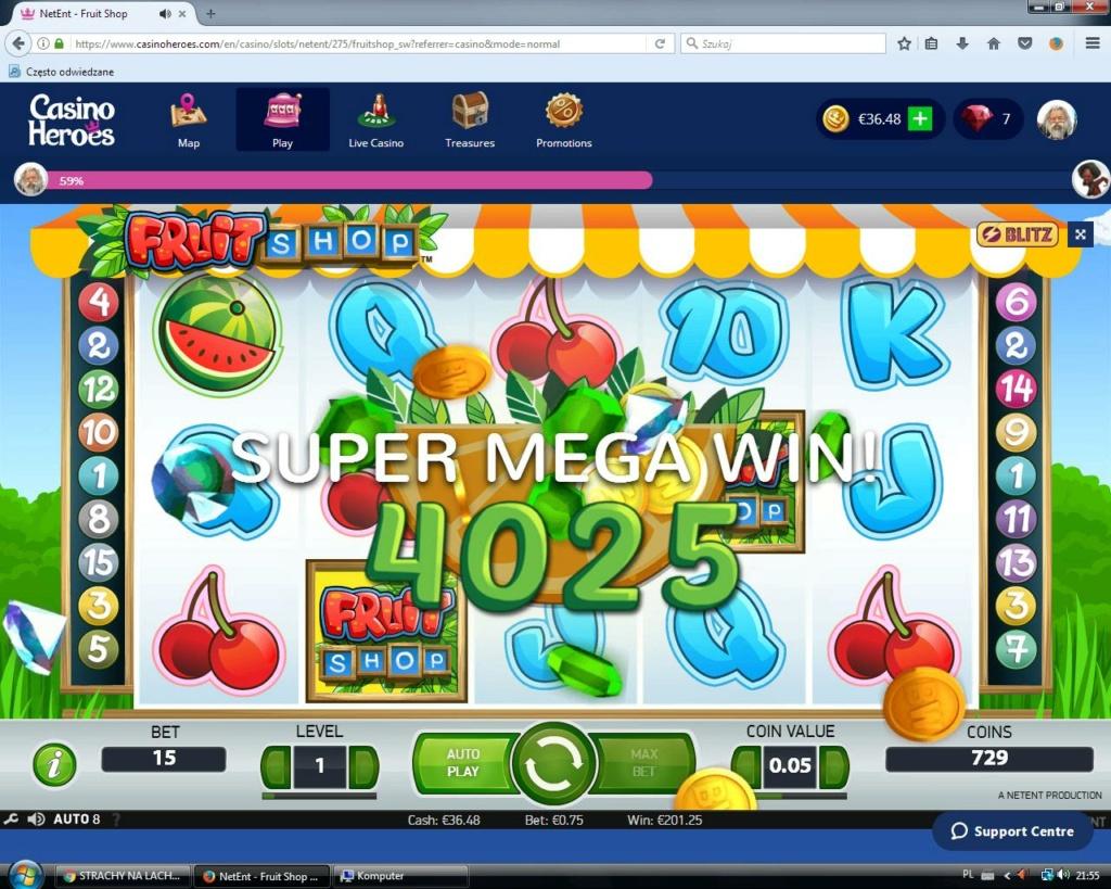 Screenshoty naszych wygranych (minimum 200zł - 50 euro) - kasyno - Page 8 Bezety32