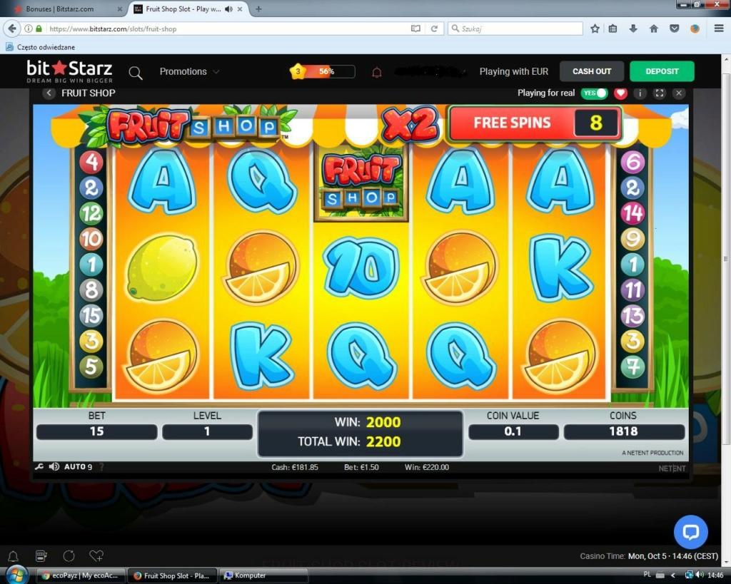 Screenshoty naszych wygranych (minimum 200zł - 50 euro) - kasyno - Page 8 Bezety33