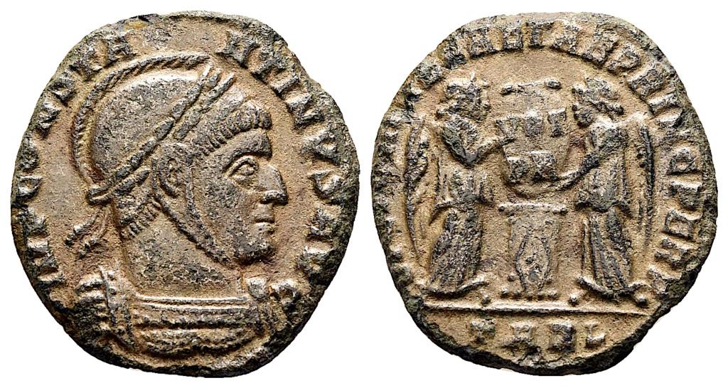 Une nouvelle entrée de Constantin Ier pour Arles ...  Consta29