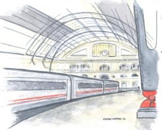 El tren Paisa117