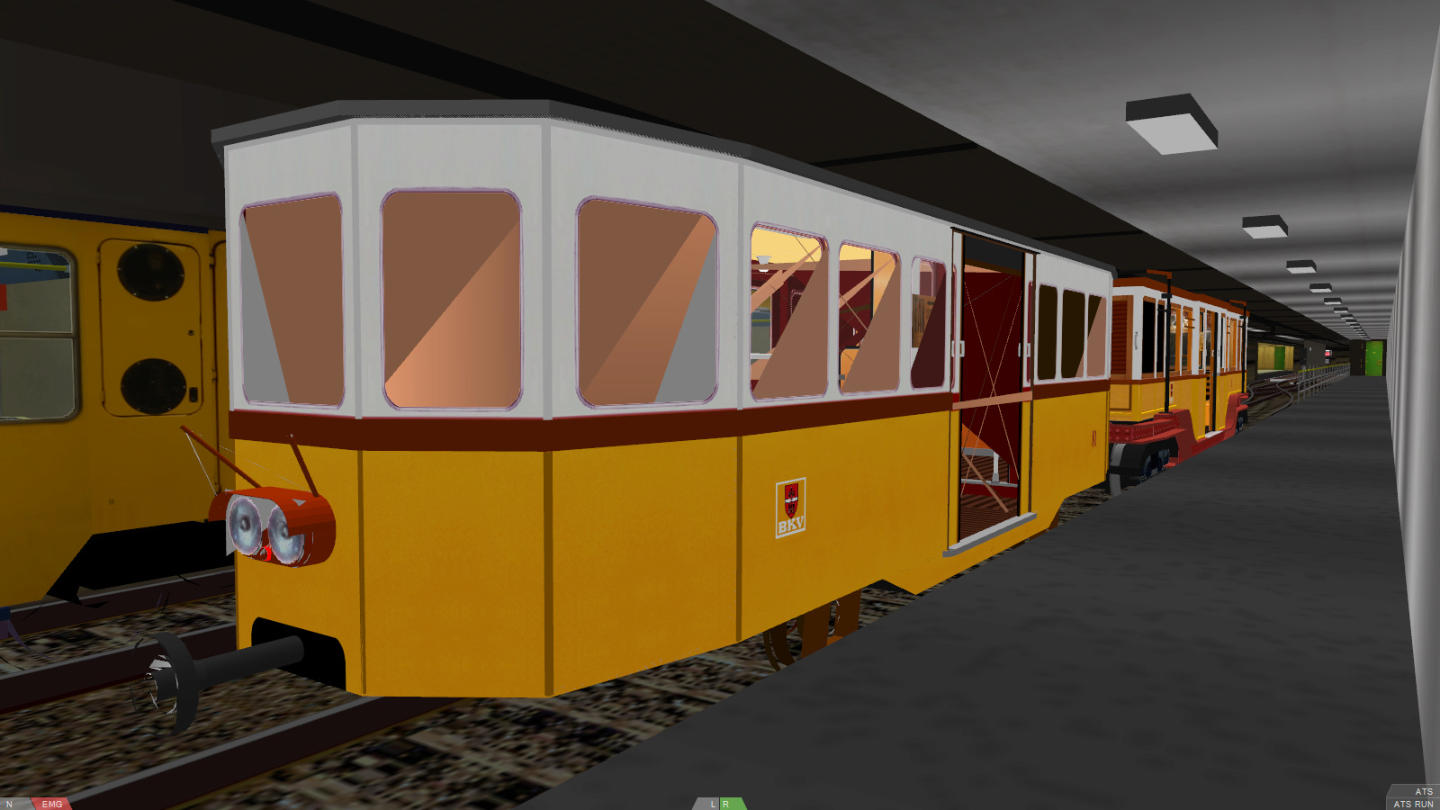 New renderer vs some trains Riptra11