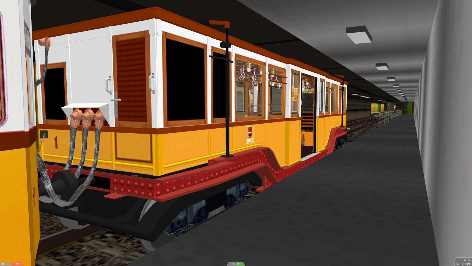 New renderer vs some trains Riptra13