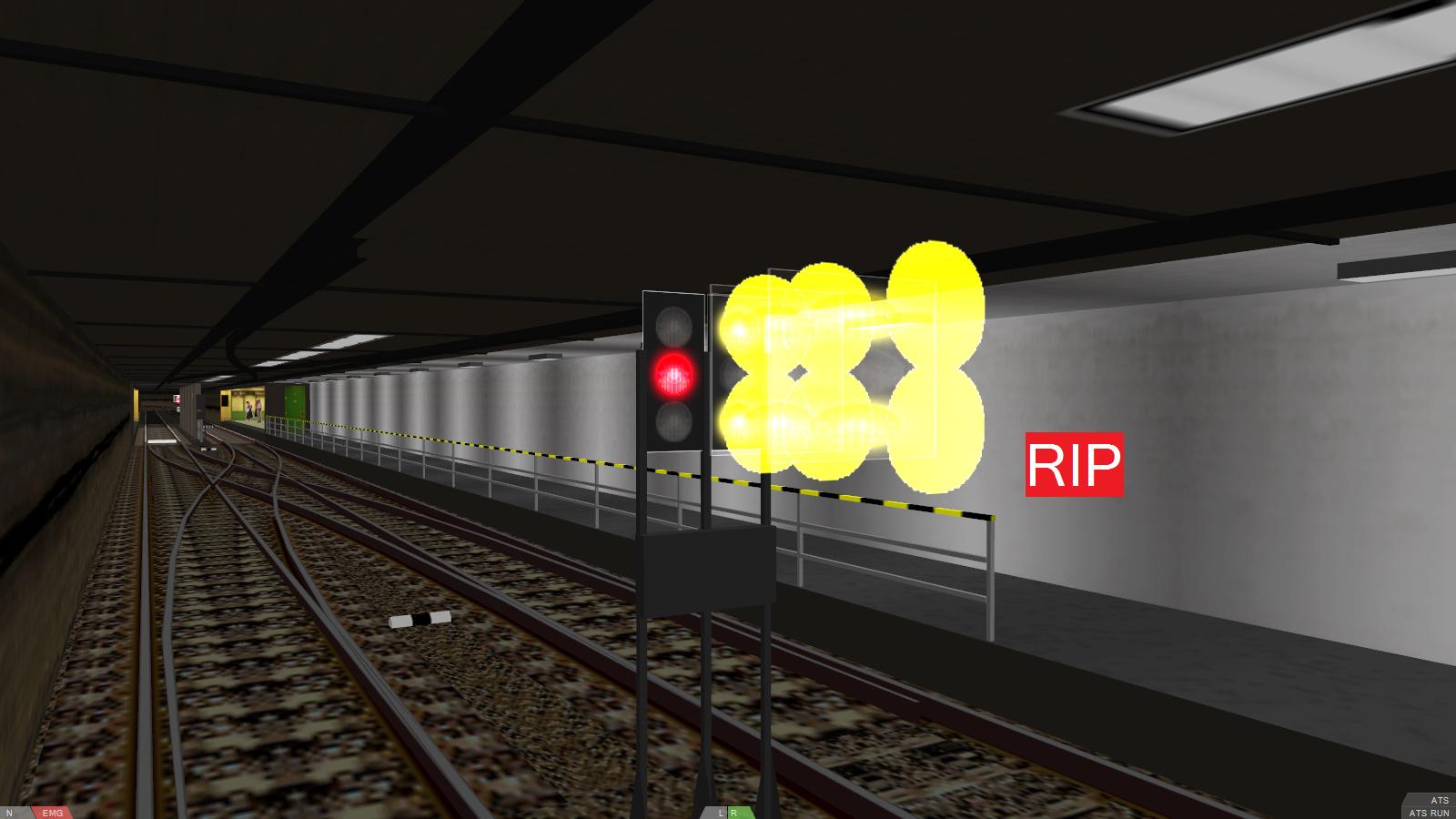 New renderer vs some trains Riptra15