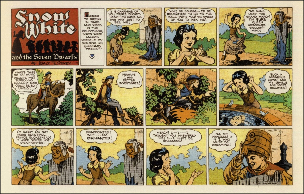Blanche Neige et les Sept Nains [Walt Disney - 1937] - Page 37 02snow10