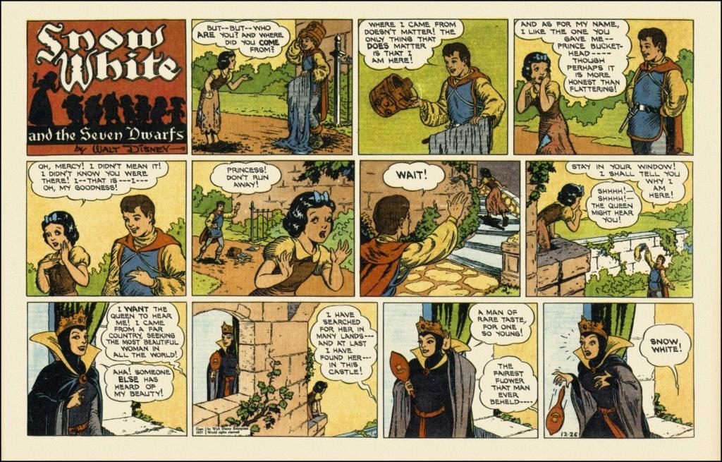 Blanche Neige et les Sept Nains [Walt Disney - 1937] - Page 37 03snow10