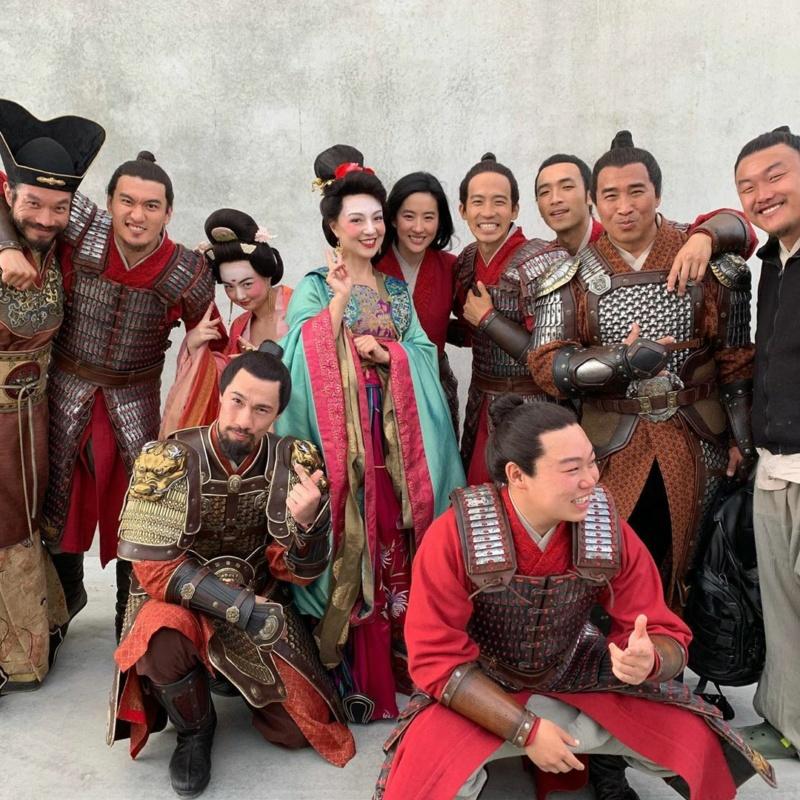 Mulan [Disney - 2020] - Page 38 11898710