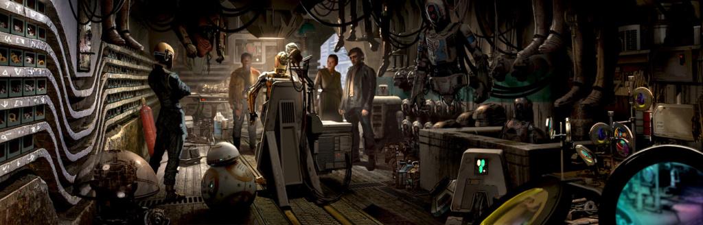 Star Wars : L'Ascension de Skywalker [Lucasfilm - 2019] - Page 18 11droi10