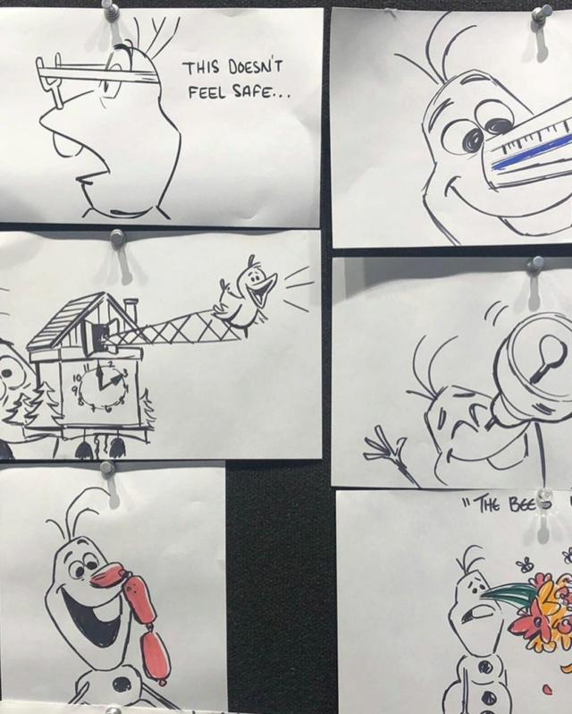 Les Aventures d'Olaf [Disney - 2020] - Page 3 12580210