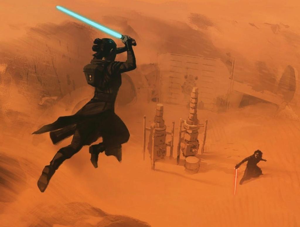 Star Wars : L'Ascension de Skywalker [Lucasfilm - 2019] - Page 18 13044210