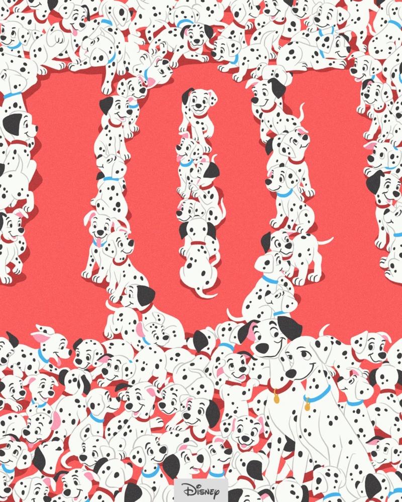 Les 101 Dalmatiens [Walt Disney - 1960] - Page 3 13997011