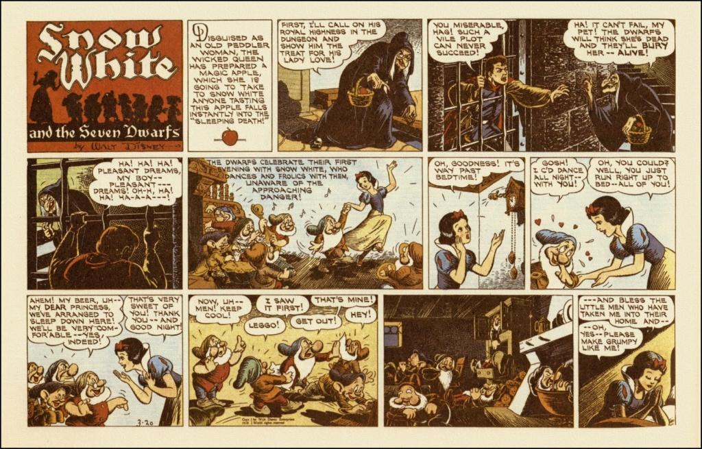 Blanche Neige et les Sept Nains [Walt Disney - 1937] - Page 37 15snow10