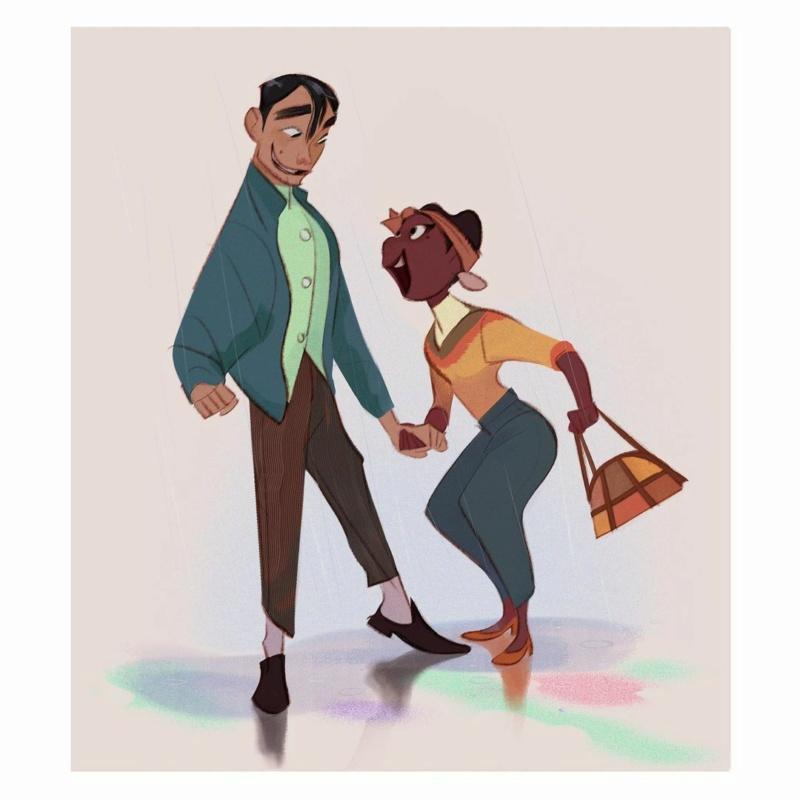 Nous, Toujours [Cartoon Walt Disney - 2021] 16789710