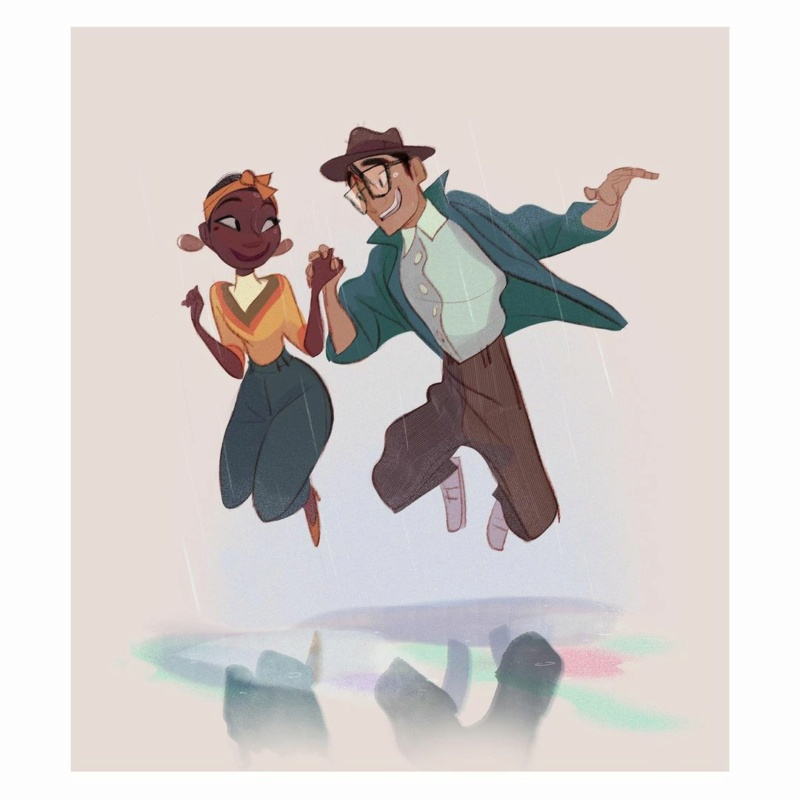 Nous, Toujours [Cartoon Walt Disney - 2021] 16839410
